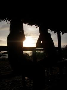 Sawarna's Sunset
